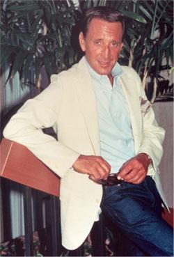 """Roy Scheider, protagonista de """"Tiburón"""""""