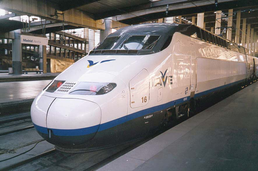 El AVE reinará en la ruta BCN-Madrid