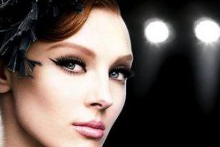 ' El maquillaje de ojos de los desfiles de moda'