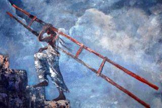 Alejandro Wer, pintor guatemalteco expone en Palma de Mallorca