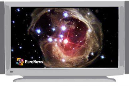 EuroNews, los ojos de la humanidad en el espacio