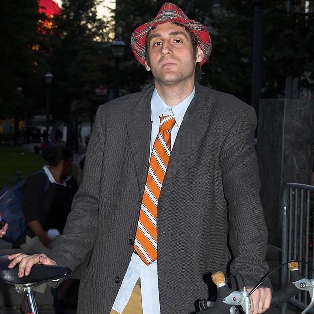 Matt Drudge, el periodista que destapó a Lewinsky y a Enrique