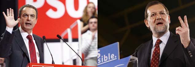 El PP encara el sprint final de la campaña al alza en las encuestas