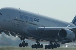 Airbus anuncia pérdidas por 880 millones de euros