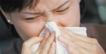 Más alergias por el cambio climático y la contaminación