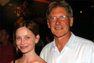 Harrison Ford y Calista Flockhart buscan cocinero para su boda