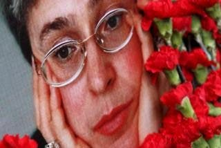 Rusia identifica al asesino de la periodista Anna Politkóvskaya