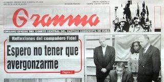 Fidel Castro alerta de que el País Vasco y Cataluña pueden seguir los pasos de Kosovo