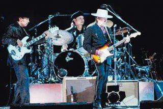 Bob Dylan concluye gira suramericana en Uruguay