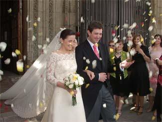 No hay nada como una buena boda para subir audiencia