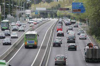 La operación salida abarrota las carreteras