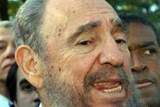 Fidel Castro afirma que suenan 'las trompetas de la guerra' en Sudamérica