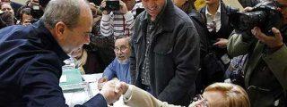 El PSOE gana por mayoría absoluta en Andalucía