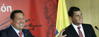 Chávez amenaza con nacionalizar las empresas colombianas
