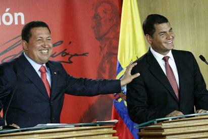 Ecuador investigará a los periodistas que pregunten si Correa apoya a las FARC