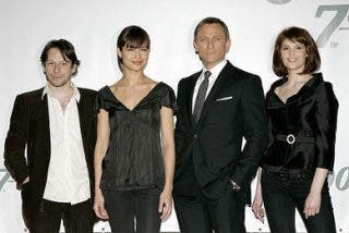 James Bond se muda a Chile