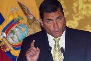Correa anuncia expulsión del embajador de Colombia tras ataque