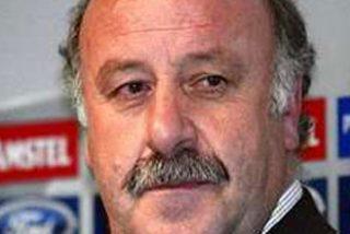 Marca 'coloca' a Del Bosque al frente de la selección