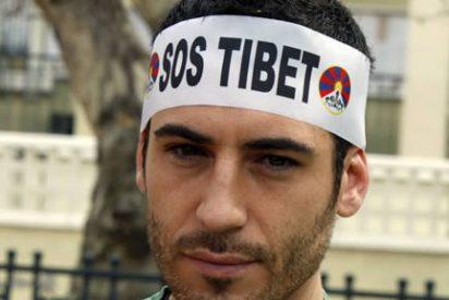 El duque lucha por el Tibet