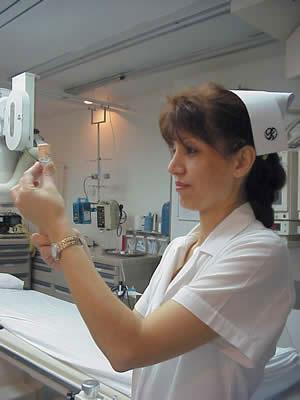 video cojiendo a la enfermera