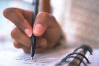 Escribir para aliviar el estrés del cáncer