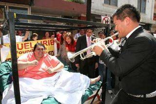 Mexicano intenta en vano salir de su casa por segunda vez en diez años