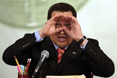 Venezuela amordazada: Chávez encarcelará a quienes divulguen noticias contrarias al catecismo del régimen