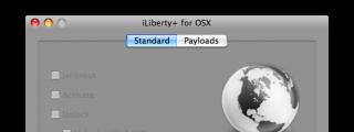 iLibertyX, 'jailbreak' de iPhone para Mac OS X