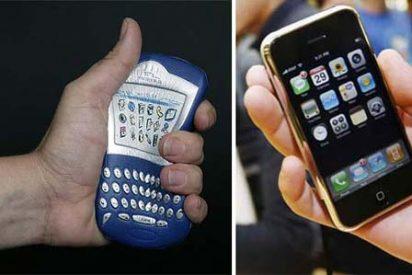 iPhone reta a Blackberry