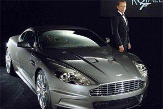 Intentan robar el coche a James Bond