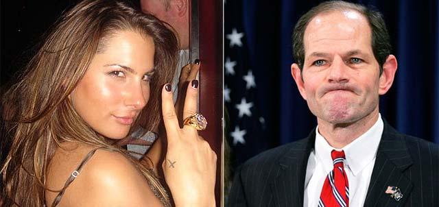 La prostituta cantante y el judío que no llegará a la Casa Blanca, dos megaestrellas fugaces de la TV