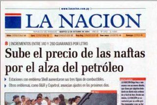 ONG otorga al diario paraguayo 'La Nación' el premio al 'Artículo más racista del año'