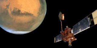 Descubren en Marte huellas de un lago que habría sido habitable