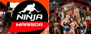 'Ninja Warrior' vs 'American Gladiators'