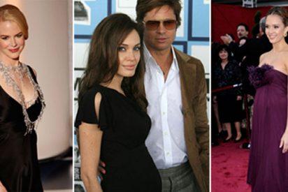 Jolie, Kidman y Alba bajan de puesto en la lista de las más sexys
