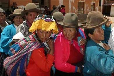 Puno, la región aimara de Perú, amenaza con independizarse