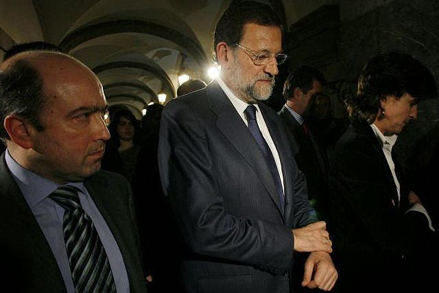 Patxi López prepara una encerrona a Rajoy en la capilla ardiente
