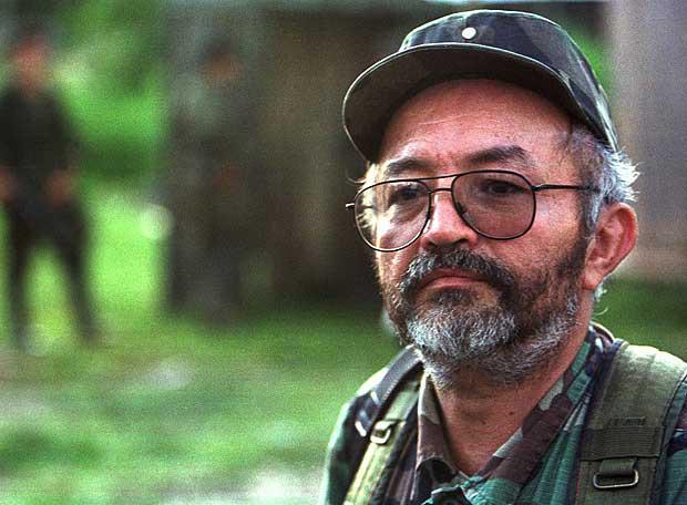 Raúl Reyes, portavoz internacional y segundo hombre de importancia de los narcoterroristas de las FARC, ha muerto este sábado en una operación aérea ... - raulreyes