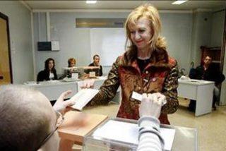 Con el 69% escrutado, el partido de Rosa Díez obtendría un escaño