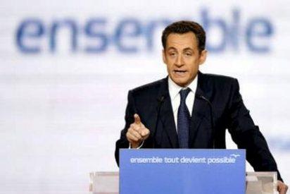 Sarkozy no oculta su amistad y admiración al pueblo judío y a Israel