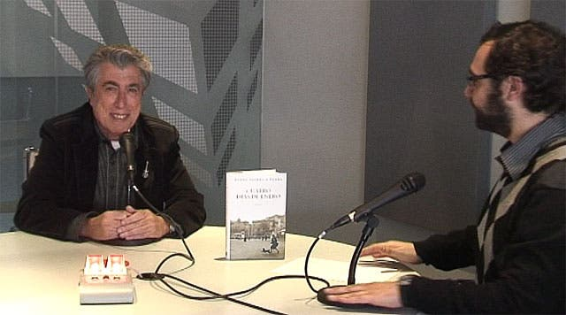 """Jordi Sierra i Fabra: """"Te subleva un Valle de los Caídos cuando Hitler nunca lo tuvo"""""""