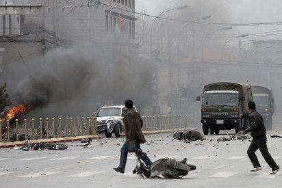 Varios muertos en las protestas en el Tibet