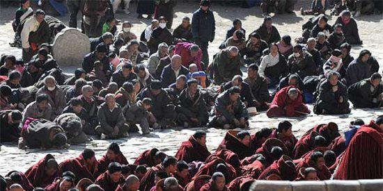 China ahoga las protestas en Tíbet