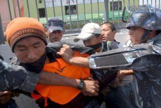 El Tíbet se queda fuera