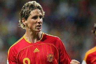 Torres, tocado, duda para el partido ante Italia