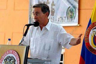 Uribe promete que el Gobierno francés acogerá a los guerrilleros que entreguen rehenes