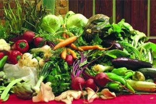 Más verduras, menos incremento de peso a largo plazo