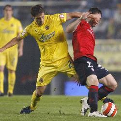 El Villarreal se atasca ante el Osasuna