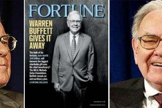 Buffet cree que EEUU ya está en recesión económica