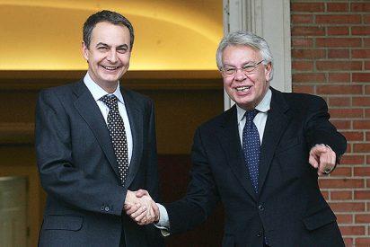 Felipe se pone de nuevo la careta y aconseja a ZP consenso con el PP
